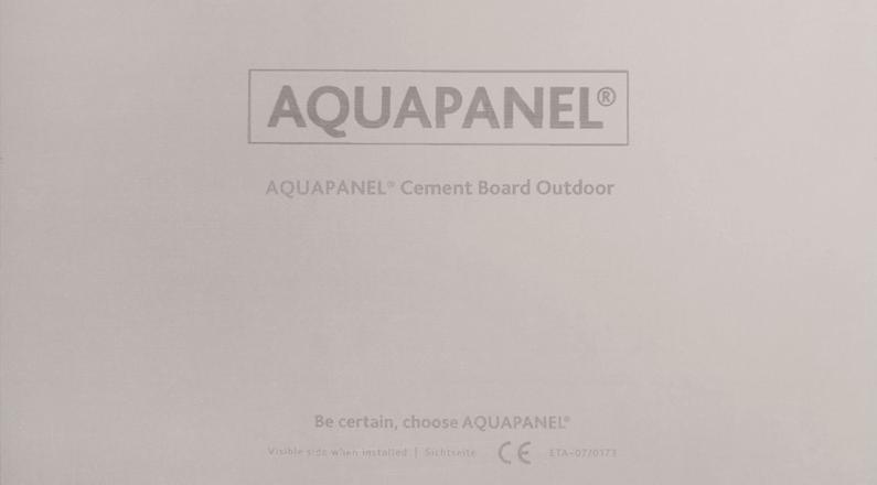 Aquapanel-Knauf